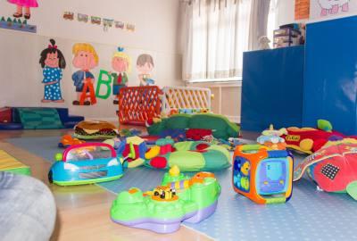 CEI Andarines - Aula bebés