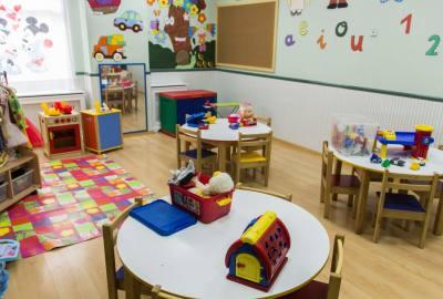 CEI Andarines - Aula de 2 a 3 años