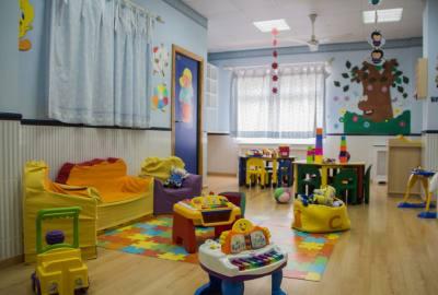CEI Andarines - Aula de 1 a 2 años