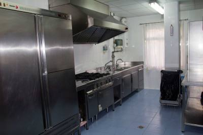 CEI Andarines - Cocina